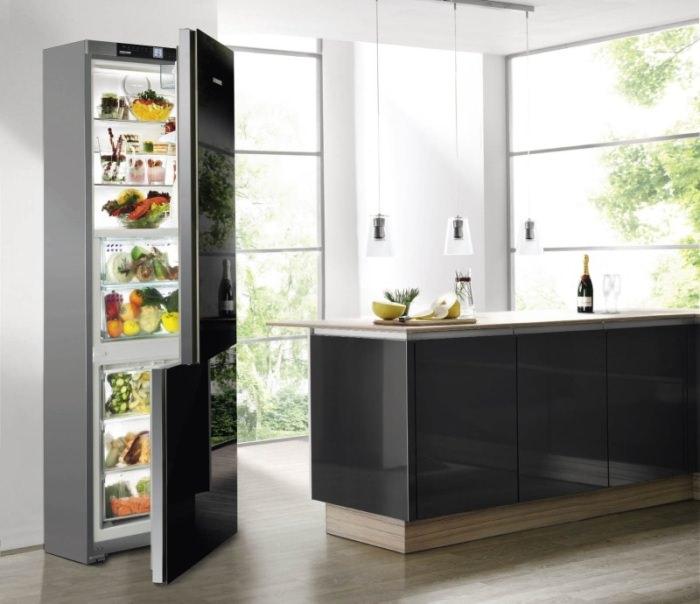 Компрессорный холодильник.