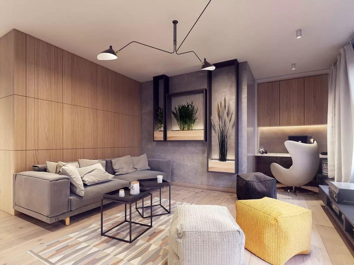 какой интересные дизайны квартир фото булла внес