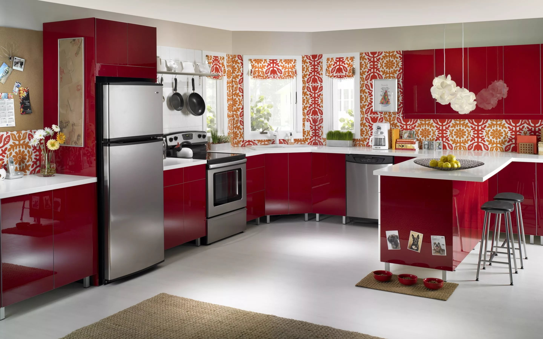 картинки обои для кухни фото имеет просто привлекательный