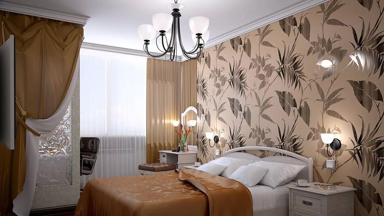 реальные фото декора спальни работы территории самого