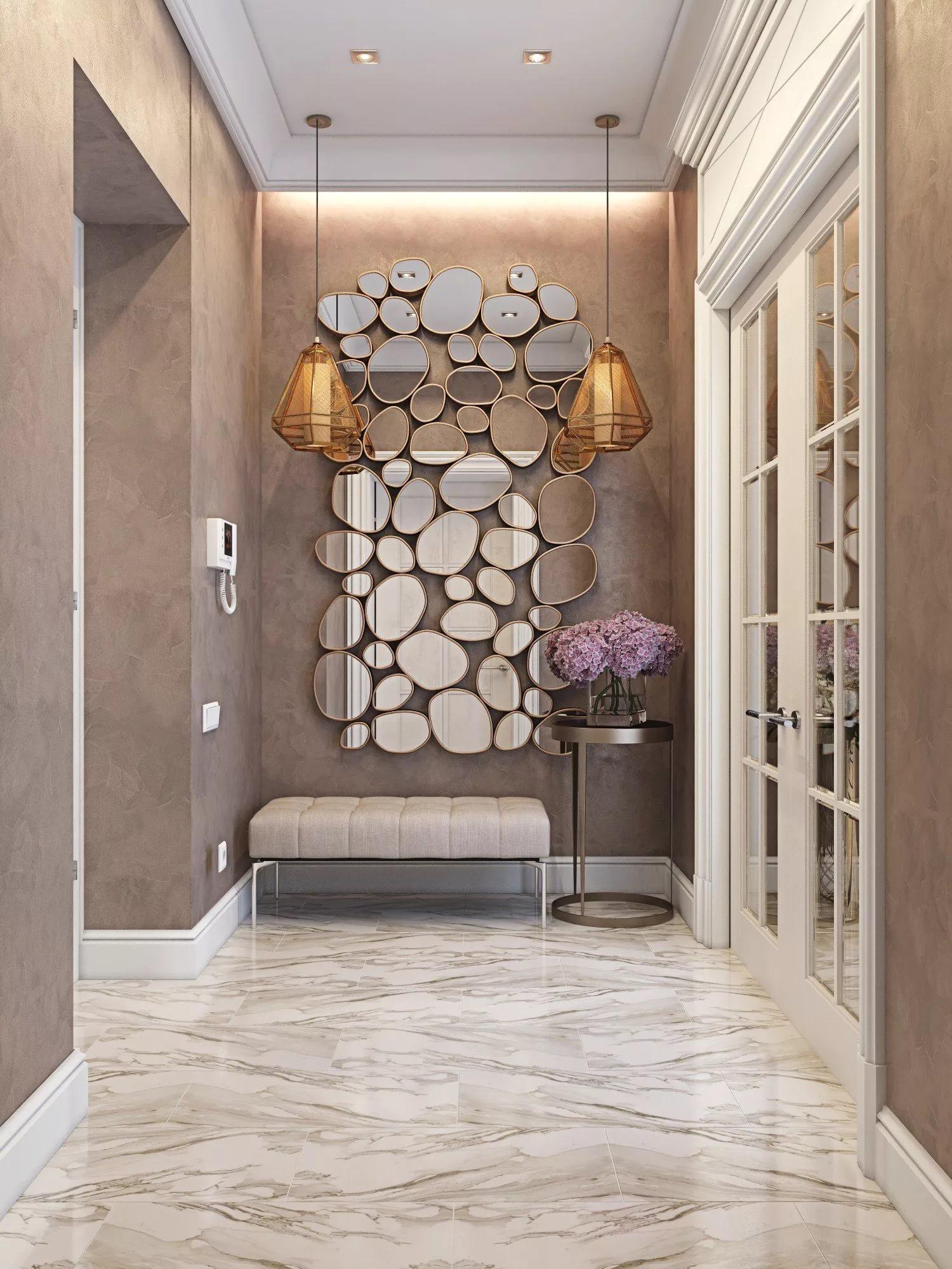 идеи дизайна прихожей и коридора фото лучшего результата
