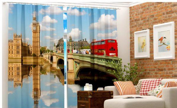 Фотошторы — отличный вариант для частного дома, квартиры, клуба, ресторана или кафе.