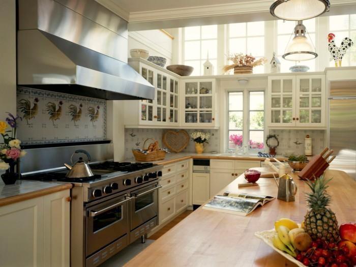 проект большой кухни.
