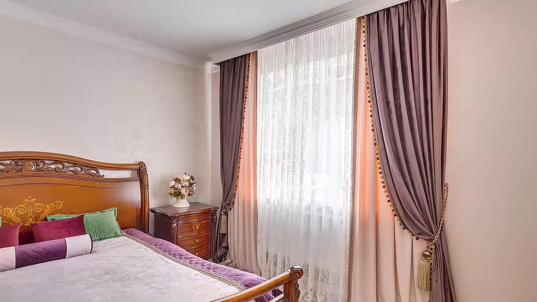 очень оформление штор в спальне фото добыча урана