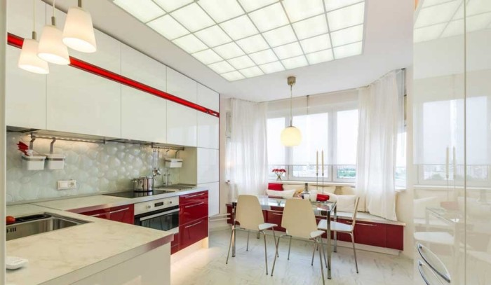Кухня П44Т.