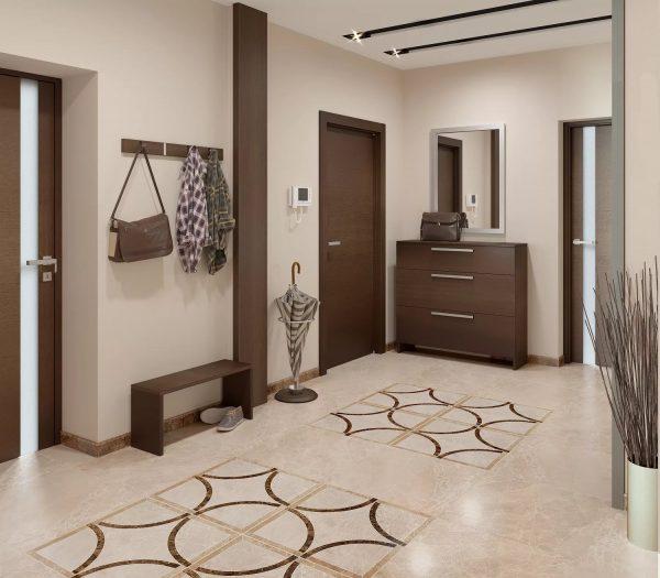 Бежевый цвет создает атмосферу уюта, комфорта, тепла. Он визуально расширит комнату, добавит простора.