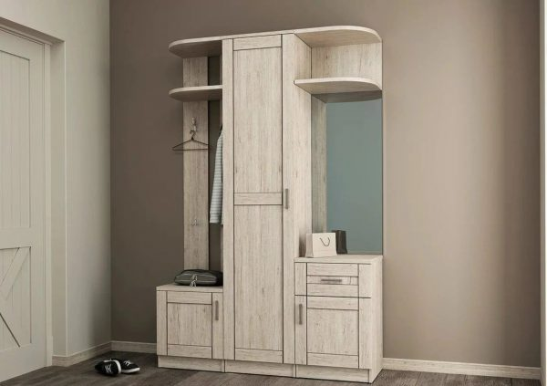 Здесь важно сочетание простоты и лаконичности с деревянными поверхностями.