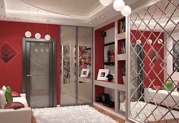 Подбирайте осветительные приборы с умом – лампы должны быть такие же, как в соседних помещениях, вся квартира должна быть единой композицией, гармоничной и уютной.