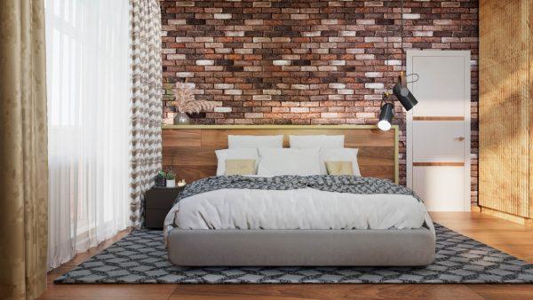 Очень важно правильно подобрать шторы, которые защитят от чрезмерного попадания света, создадут необходимый полумрак и наполнят комнату уютом.
