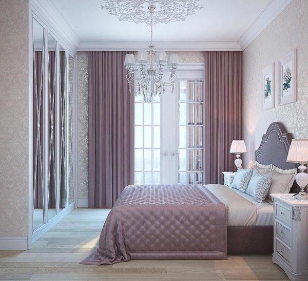 Современный дизайн штор 2019 года предполагает наличие классических вариантов оформления, но также есть и более современные идеи.