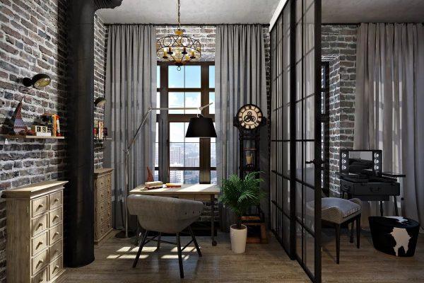 Очень важно найти уникальную грань сочетания комфорта и стиля и создать оригинальное решение в собственном доме.