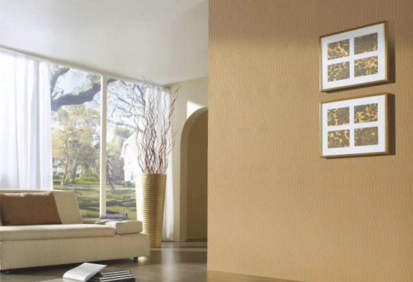 Стеклообои просты в поклейке и уходе, обладают противопожарными свойствами и позволяют стенам пропускать воздух