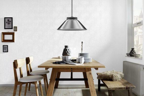 Стеклообои – прочный отделочный материал, который получается из текстиля и тонких стеклянных волокон.