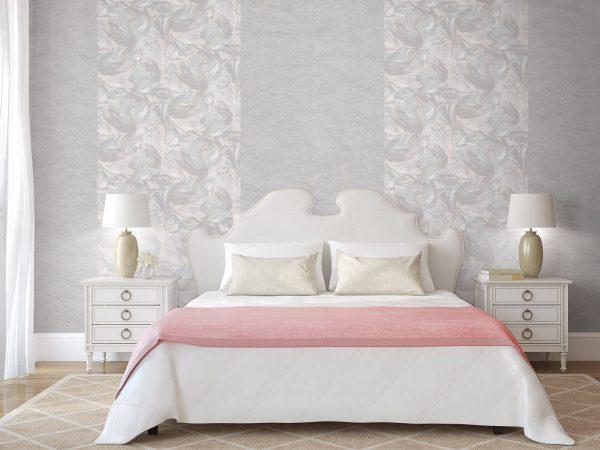 Правильно подобранные обои станут украшением вашей спальни