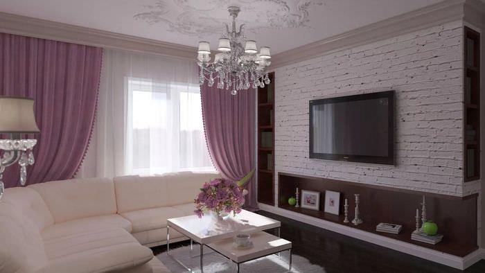 Красивые гостиные в стиле барокко фото будете