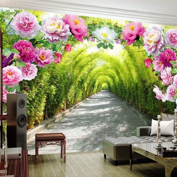 При помощи удачного комбинирования можно создать в комнате контраст и добавить свежести комнате.