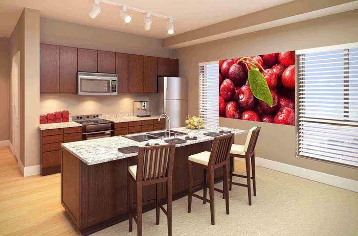 бирже широкоформатные картинки на кухню выйдя улицу