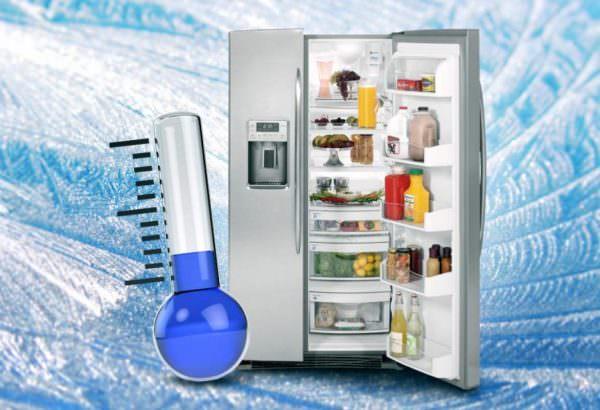 Средней допустимой температуры хранения техники нет.