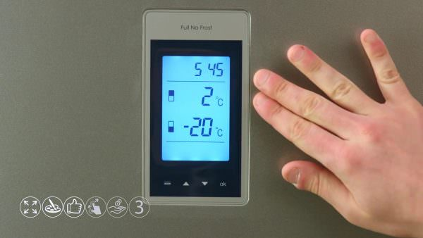 Для быстрой заморозки можно снизить температуру до -20 -23 градусов.