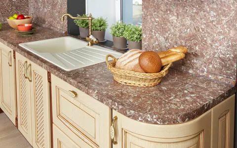 Керамическая столешница для кухни – это лучший выбор для хозяйки