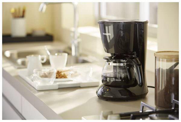 Предназначенные для бытового использования кофеварки, обычно компактных размеров и не занимают много места.