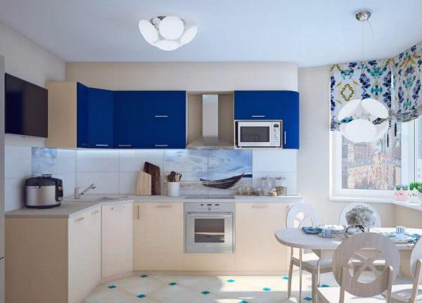 Дизайнеры считают, что молочный цвет относится к сложным оттенкам, у него есть подтоны, чаще всего его используют в качестве фона для ярких акцентов.
