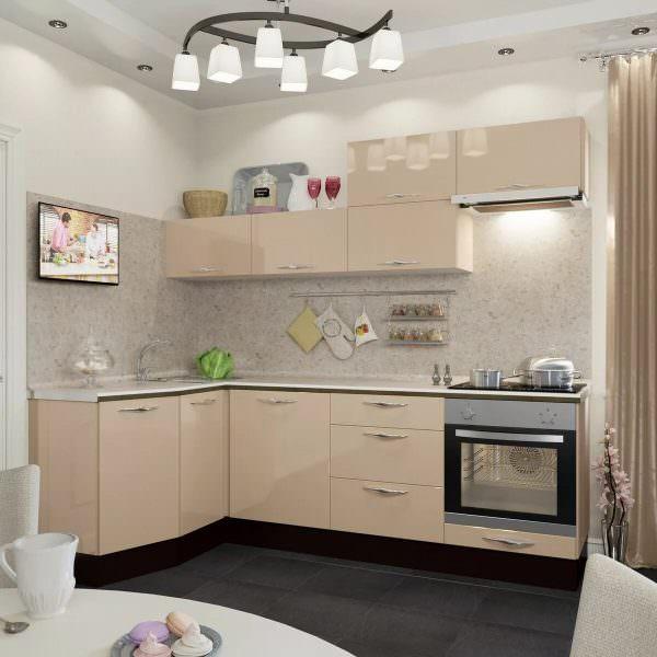 Кухня – место приема гостей, дружеских встреч и семейных ужинов, именно поэтому данная комната у многих ассоциируется с теплотой и уютом.