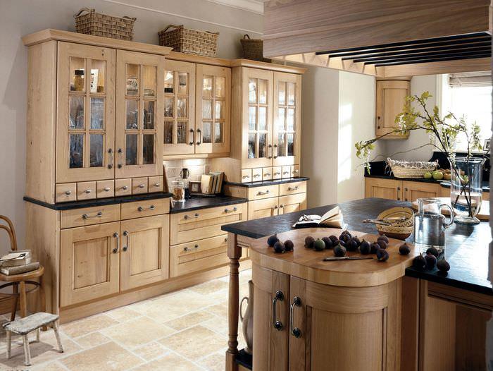 приняла стили кухни бывают фото и название основном люди
