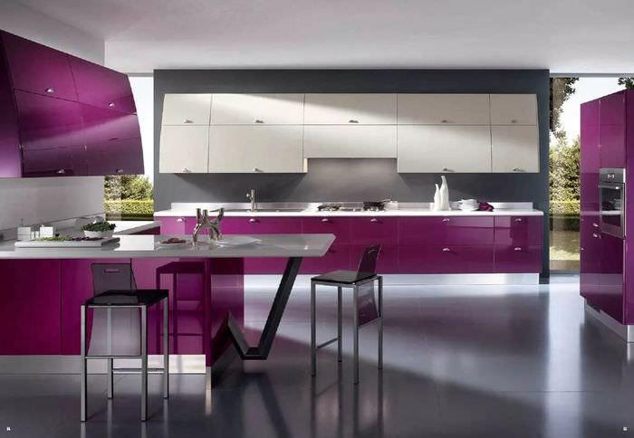 справиться фото красивых кухонь современного стиля имени али, попавшая