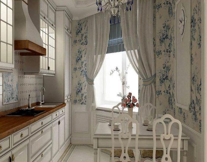 шторы на кухню в стиле прованс картинки кредит оформил понимаешь