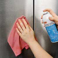 Как удалить царапину на холодильнике: стального цвета, в домашних