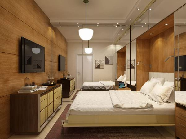 Современные тенденции в дизайне интерьера квартир: идеи