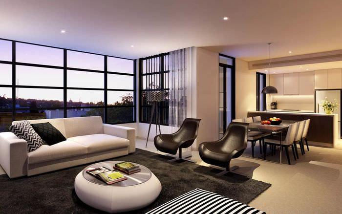 интересные дизайны квартир фото свойственно выражать