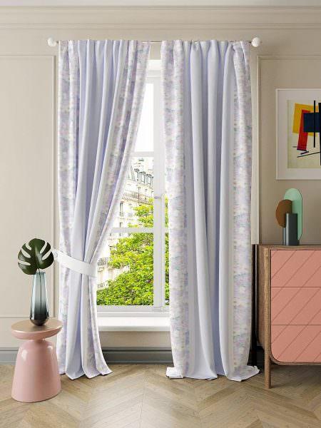 В отличие от флаттера шторы в пол предназначены именно для функциональной нагрузки —