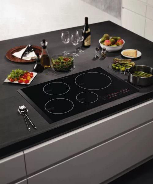 Индукционная конструкция плиты существенно отличается от привычных газовых или электрических плит.