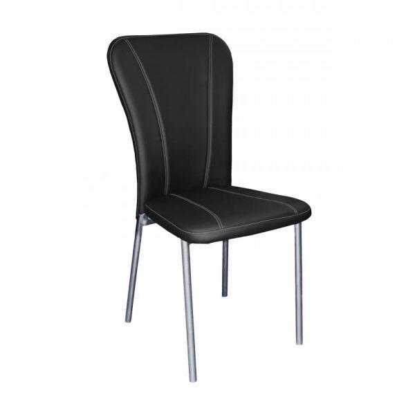 Большим плюсом кожаных стульев является то, вы можете поменять обивку, оставив прочный каркас.