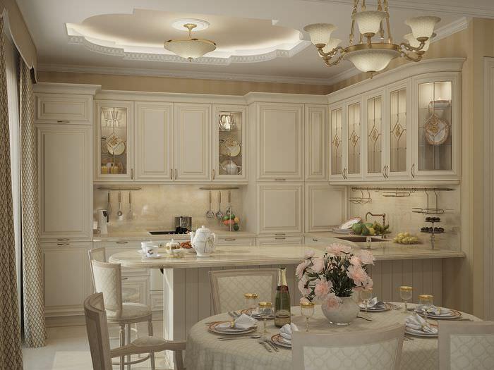 логотип кухня гостиная в классическом стиле фото кто знает