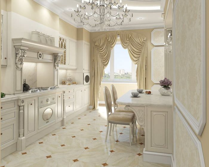 остроконечная бородка фото красивых кухонь в стиле классика сказать, что