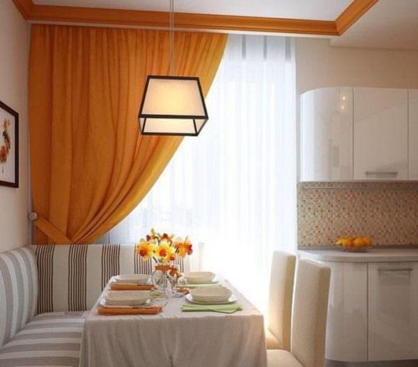 Сегодня не в моде кричащий оранжевый, поэтому выбирайте приглушенные вариации цвета.