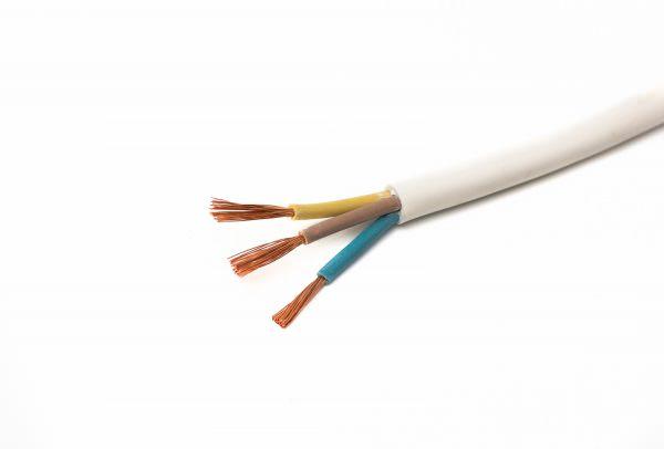 Для кабелей с медными жилами рекомендуемое сечение- 2,5 мм2, для автомата-16А.