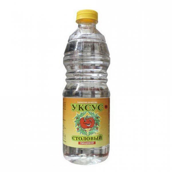 Три средства: уксус, лимонная кислота и лимонный сок оказывают одинаковое воздействие на нержавеющую сталь.