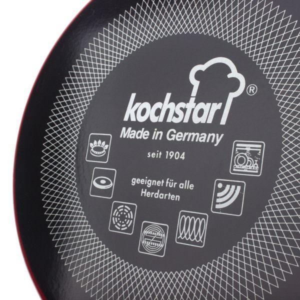 Значок индукционной плиты на посуде может быть расположен в разных местах.