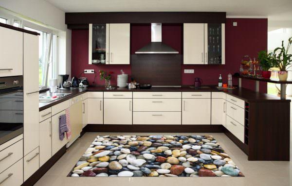 Чтобы кухня стала стильной, удобной, уютной и привлекательной , необходимо очень тщательно продумать какие элементы выполнить в данной цветовой гамме