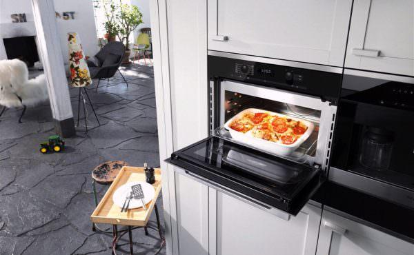 Ниже представлены места на кухне, которые идеально подходят для встраивания электрической духовки.