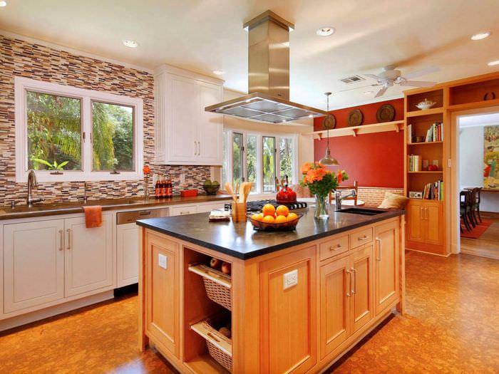 кухонная мебель по правилам фен шуй фото тяжело вздохнул