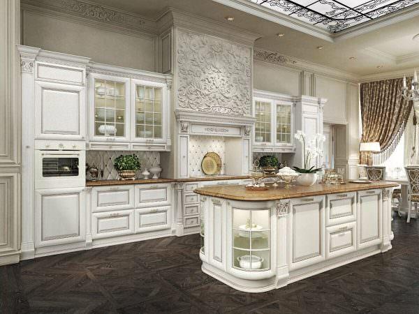 Любое дизайнерское решение должно основываться на обстановке помещения, в котором изделие будет размещено.