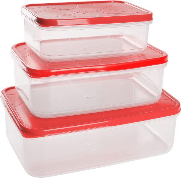 Контейнеры из пищевого пластика относятся к посуде, которую можно ставить в микроволновку.