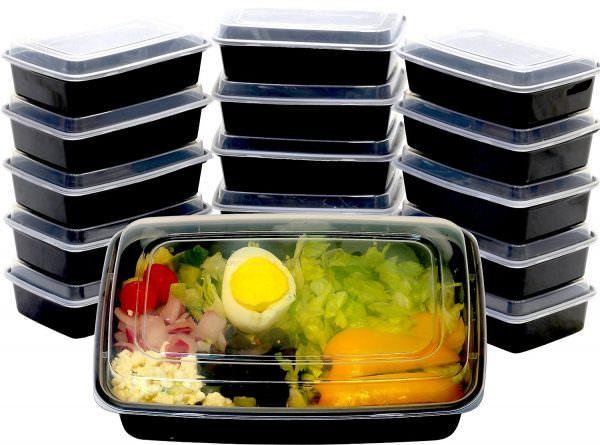 Одноразовые миски, тарелки, стаканчики – посуда, которую можно ставить в микроволновку.