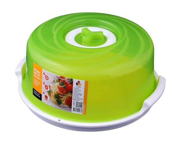 Видов посуды, которую можно ставить в микроволновку очень много.