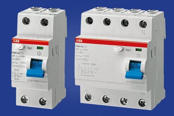 УЗО рекомендуется устанавливать наравне с автоматическим выключателем на духовой шкаф.